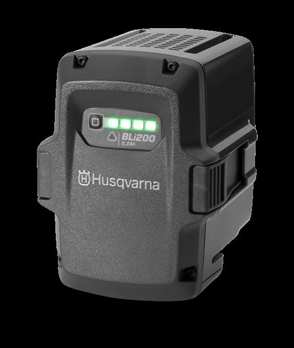Poza Poza Baterie integrată pentru utilizare profesională HUSQVARNA BLi200, 967091901