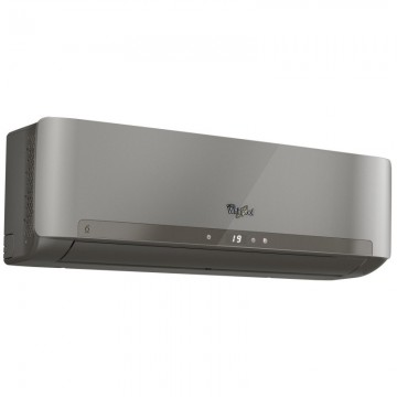 poza Aparat de aer conditionat Whirlpool SPIS 409L Inverter, 9000 BTU, Clasa A+, Al 6-lea Simt, Filtru HD + Carbon