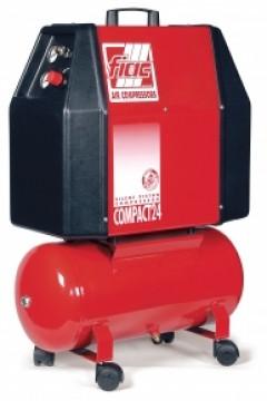 poza Compresor cu piston, insonorizat, tip COMPACT 24