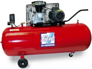 poza Compresor cu piston, profesional tip AB200/410TC