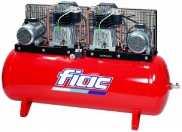 poza Compresor tandem cu piston, profesional, tip ABT500/1716
