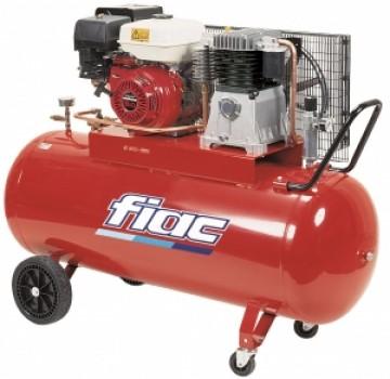 poza Compresor FIAC cu piston profesional, motor HONDA, tip S200/515