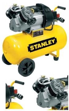 poza Compresor Stanley DV2/400/10/50 50L , 10 bar