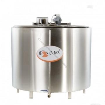 poza Tanc de racire INOX capacitate 400 litri - 380 V