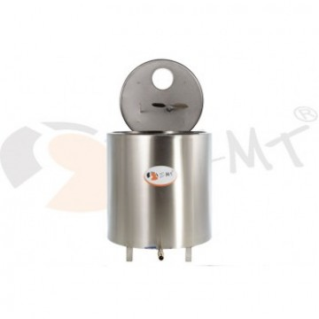poza Tanc de racire INOX capacitate 1000 litri - 380 V