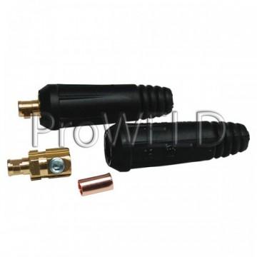 poza ProWeld QC-01-25C - Cupla cablu sudura 25mm