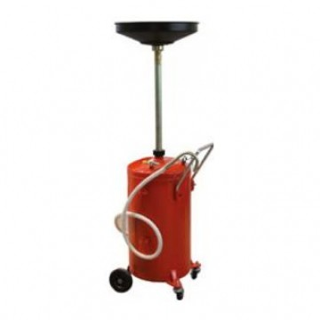 poza RECUPERATOR ULEI GRAVITATIONAL 90 L BIG RED
