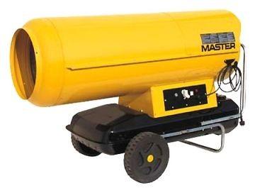 poza Incalzitor cu motorina cu ardere directa Master tip B360