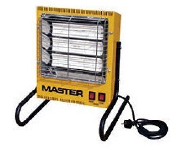 poza Incalzitor electric cu infrarosii MASTER tip TS3A