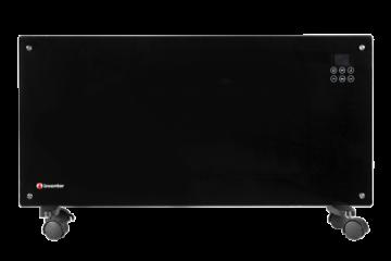 poza Panou de incalzire din sticla cu ionizator G2INV-20A BLACK (negru)