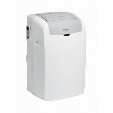 poza Aparat de aer conditionat portabil WHIRLPOOL PACW12CO 12.000BTU/h alb