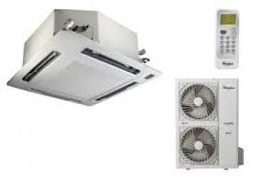poza Aer conditionat tip caseta Whirlpool AMD 386 Inverter 48000 BTU