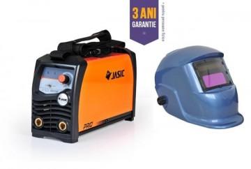 poza JASIC ARC 200 PRO - Aparat de sudura tip invertor + Masca cristale BLUE