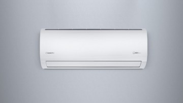 poza Aer conditionat Inventor OMNIA Eco O3MVI32-09WiFiR / O3MVO32-09 9000 BTU, R32, Ionizator, Filtru Hepa, Wi-Fi Ready, Silentios, A+++