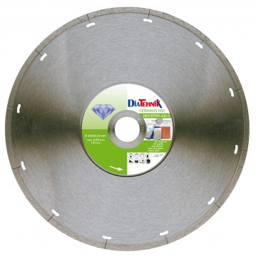 poza Disc diamantat CeramicsPRO 180x22,23mm pentru ceramica [MDCEPRO-180-3]
