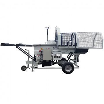 poza Mașină de tăiat, despicat și transportat bușteni, 5,0kW