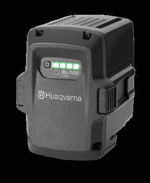poza Baterie integrată pentru utilizare profesională HUSQVARNA  BLi100, 967091801