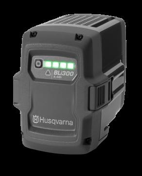 poza Baterie integrată pentru utilizare profesională HUSQVARNA  BLi300, 967071901