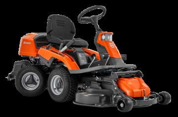 poza Tractor eficient cu posibilitate de alegere între 2 mese de tăiere: 94 sau 103 cm HUSQVARNA R 216, 967846701