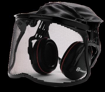 poza Protecție auditivă cu vizieră cu plasă HUSQVARNA, 505665358