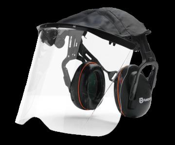 poza Protecție auditivă cu vizieră Perspex HUSQVARNA, 505665348