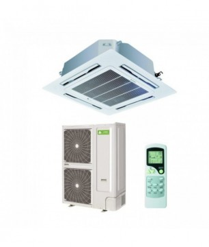 poza Aparat de aer conditionat tip caseta ON/OFF Chigo CCA-48HR1 + COU-48HSR1 48000 BTU