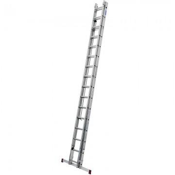 poza Scara culisanta cu sfoara din aluminiu Corda, 2x16 trepte
