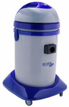 poza ELSEA Aspirator profesional umed uscat cu trei motoare si cuva din plastic EXEL WP 330