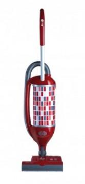 poza Aspirator vertical SEBO FELIX 1 PREMIUM cu electrobatator ROSOO culoare rosie