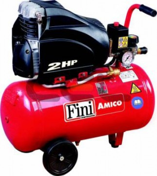 poza Compresor cu piston AMICO 25 2400