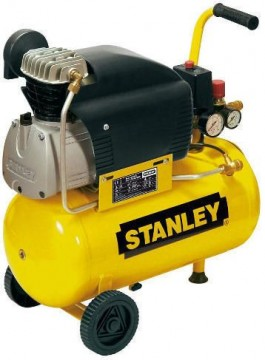 poza Compresor Stanley D210 8 50, 8 bar, 50 L