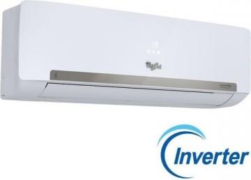 poza Aer conditionat Whirlpool SPIW 412, Fantasia II, Inverter Premium, 12000 btu, Clasa A++, Alb